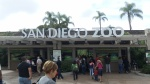 San Diego Zoo - Front Entrance