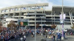 Qualcomm Stadium - Chargers vs. Patriots