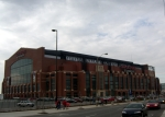 2009 NCAA Tournament - Lucas Oil Stadium