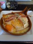 Hot Brown at The Brown Hotel, Louisville, KY