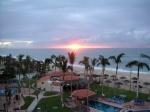 Cabo San Lucas - WorldMark Coral Baja - Pool at Sunrise