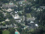 Helicopter Ride Around LA 2008 - Playboy Mansion
