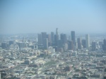 Helicopter Ride Around LA 2008 - Downtown LA