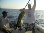 Cabo San Lucas - Destry's First Catch