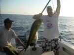 Cabo San Lucas - Destry's First Catch