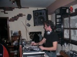 Greece - Village of Smixi - DJ Apostoli at Club Slalom
