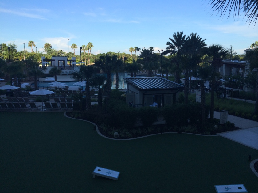 Orlando World Center Marriott Pool